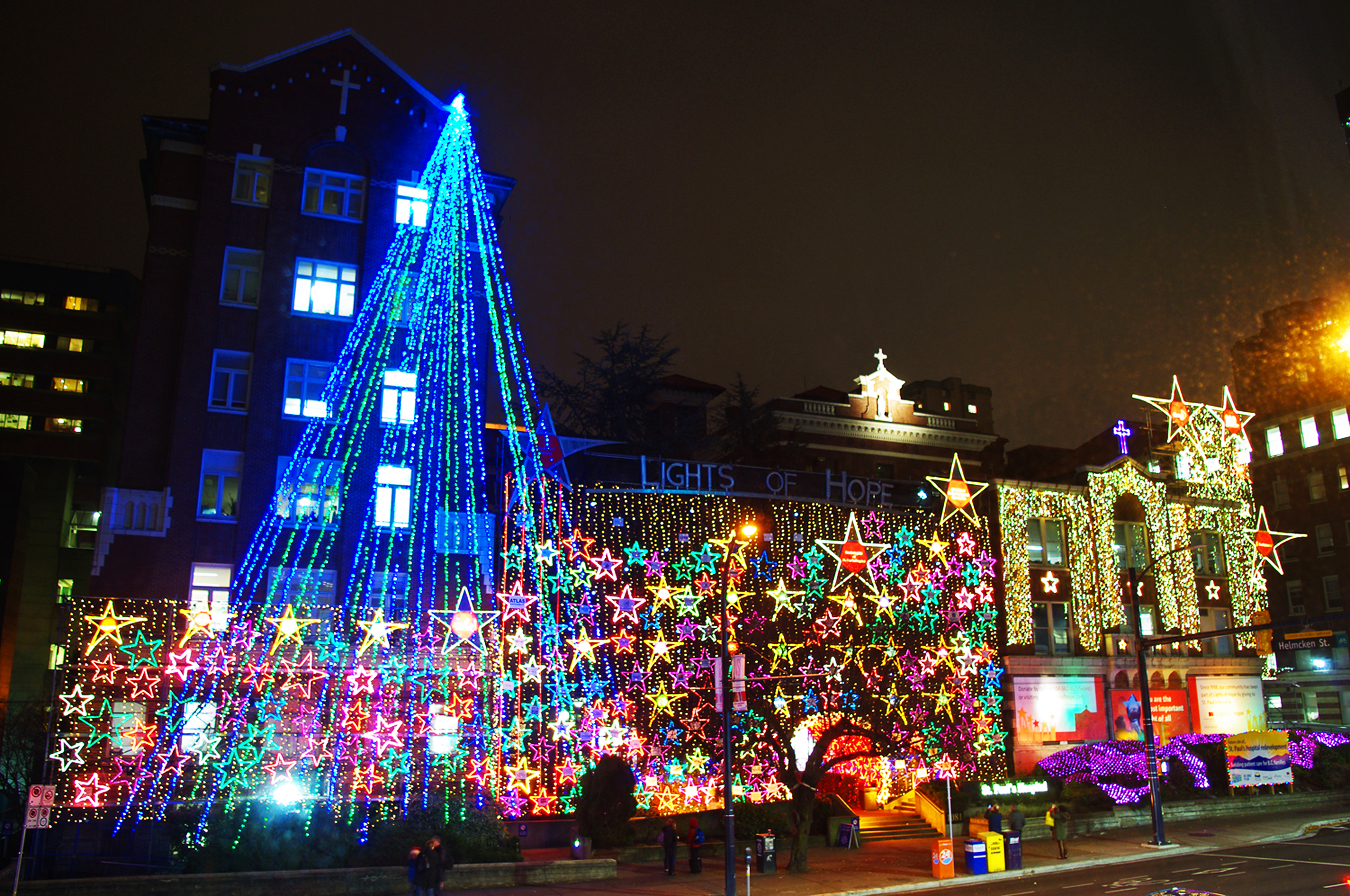 Lights of Hope ib u2026 & St Paulu0027s Hospital Vancouver | thechangingpalette azcodes.com