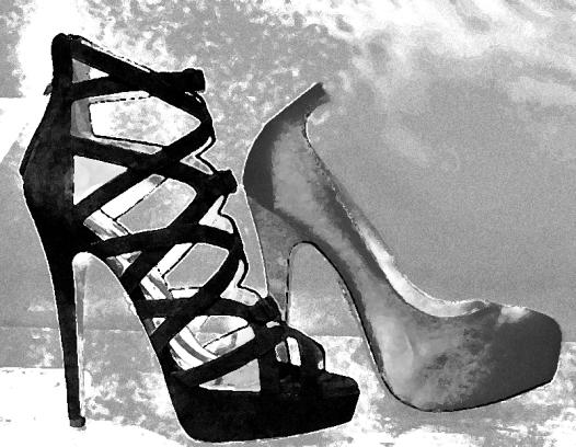Footwear iv