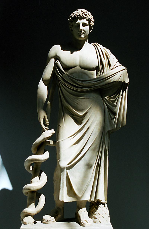 Asklepios i