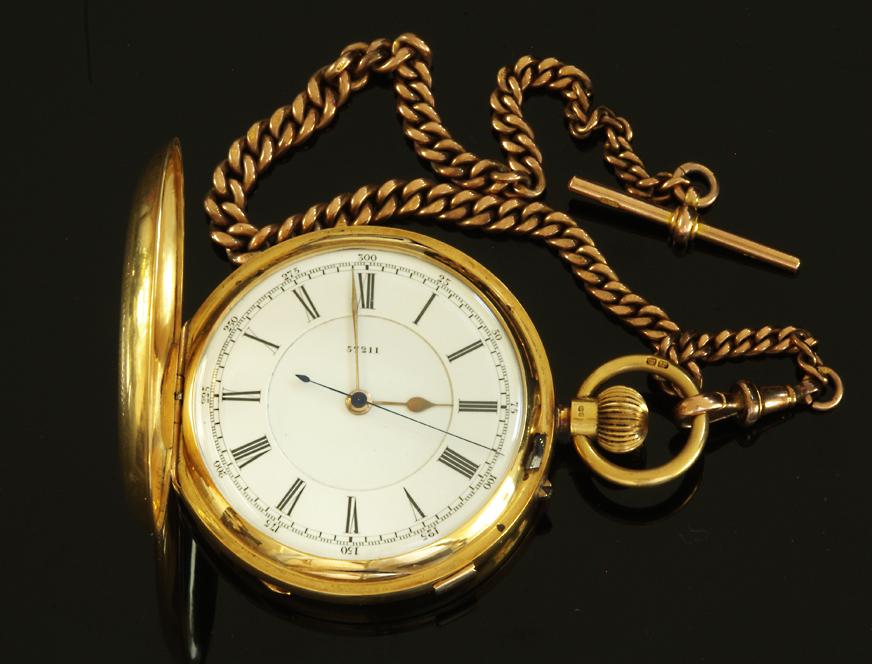 Gold Watch iii