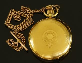 gold watch v