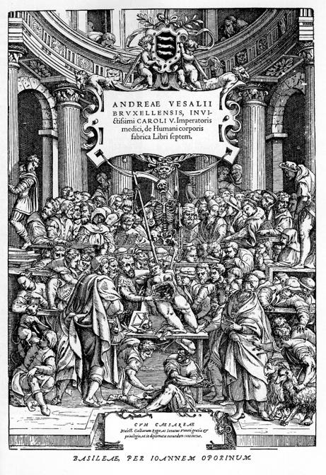frontespiece 1555