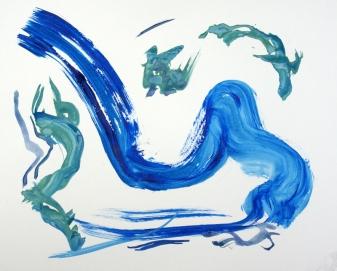 blue iii