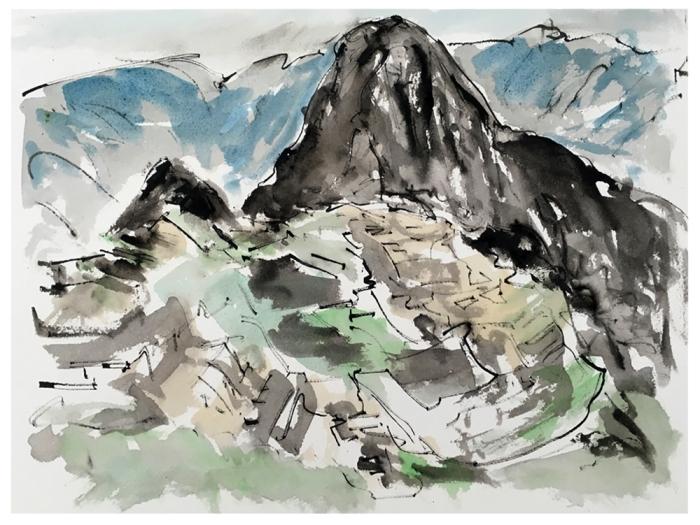 Machu Pichhu ii