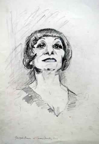 21-Georgia Brown