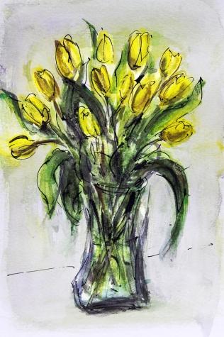 tulips-v