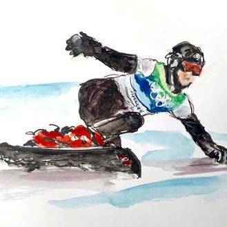 Parallel Giant Slalom Jasey-Jay Anderson