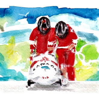 Women's Bobsled